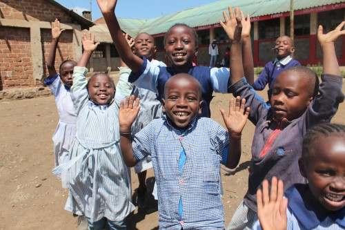 frivilligt arbejde afrika