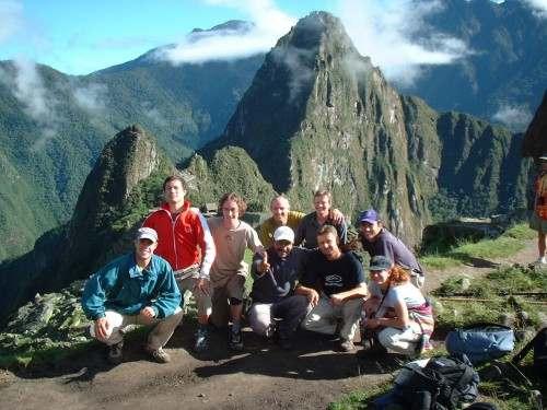 Frivilligt arbejde i Sydamerika   EXIS