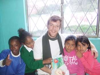 erfaringer med EXIS i Ecuador