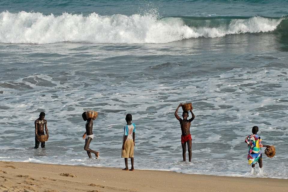 Beach-Ghana
