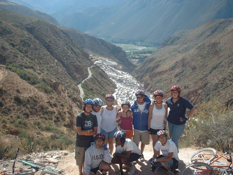 Academia-Cusco-Cykeludflugt