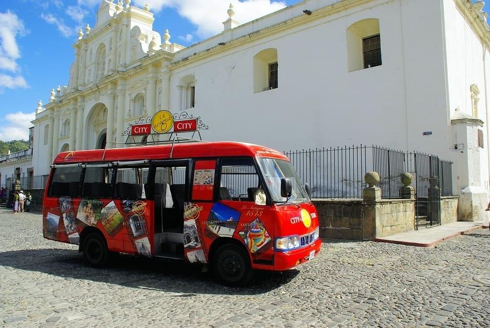 Antigua-bus