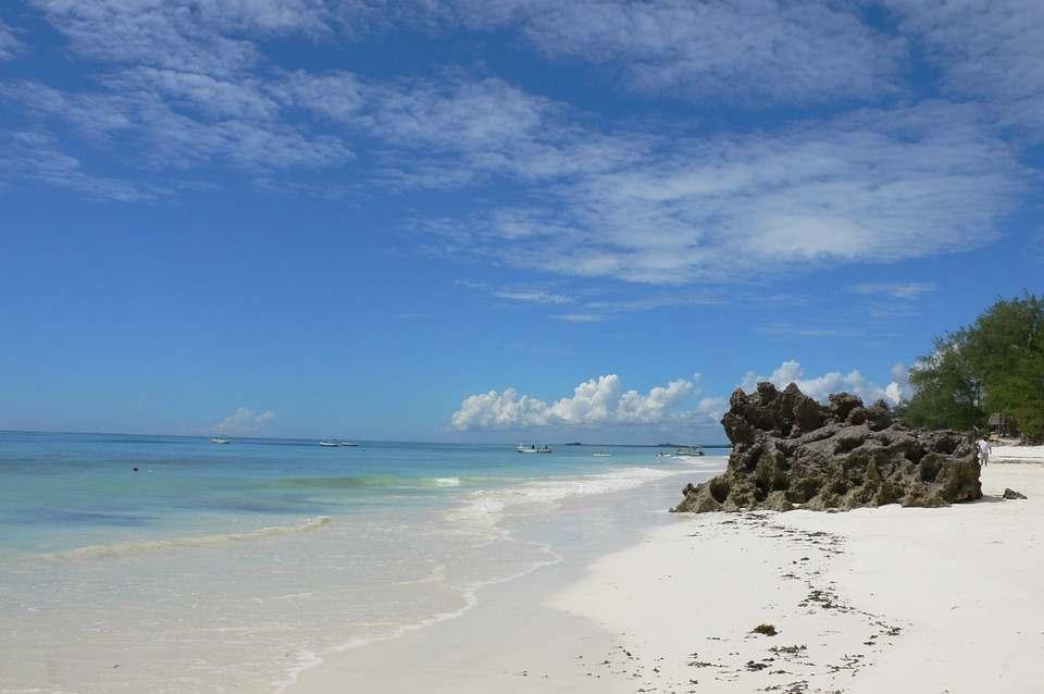 Beach-Kenya