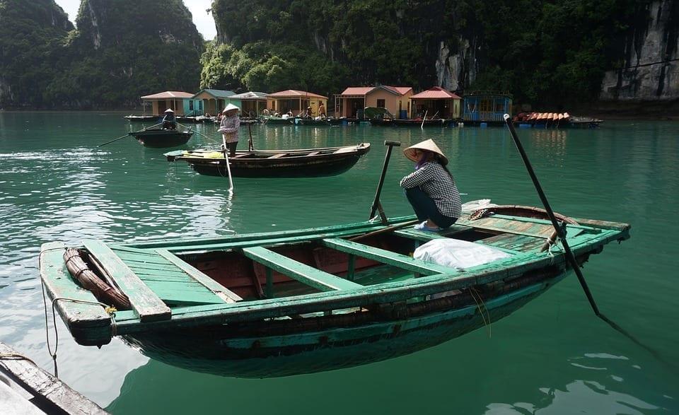 Boat-Vietnam