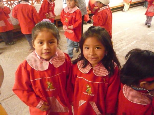 Children-at-a-kindergarten