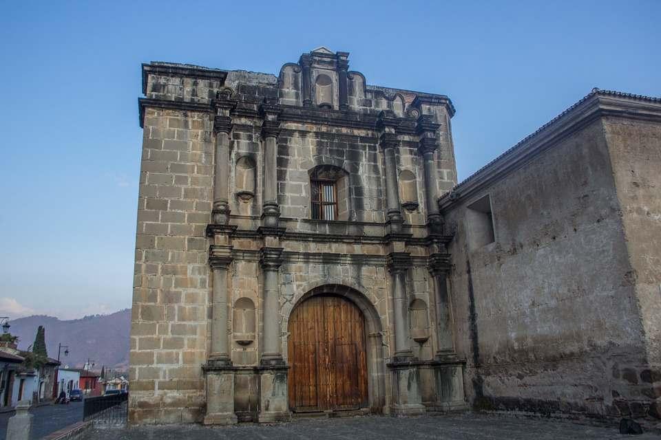 Guatemala-bygning