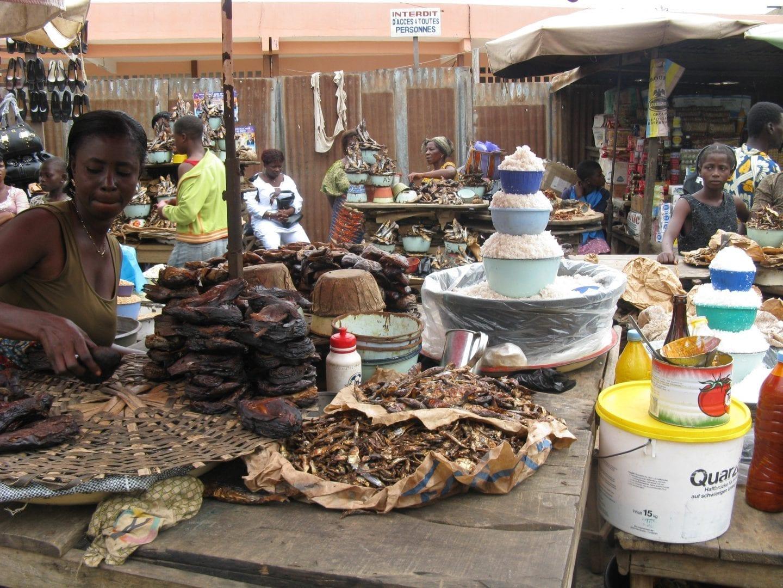 Market-in-Togo
