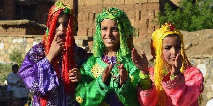Marokkanske-piger
