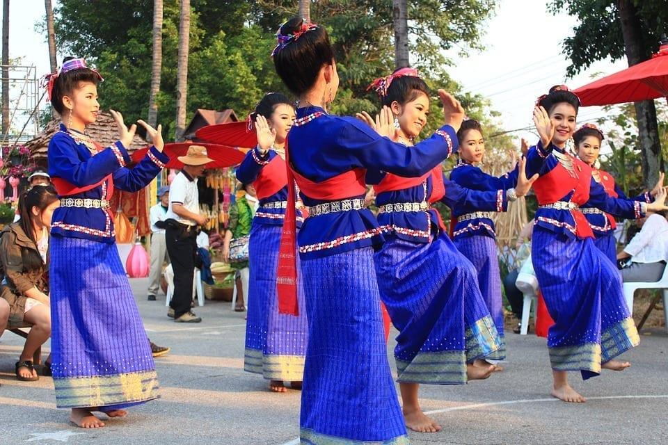 Thailnad-dance
