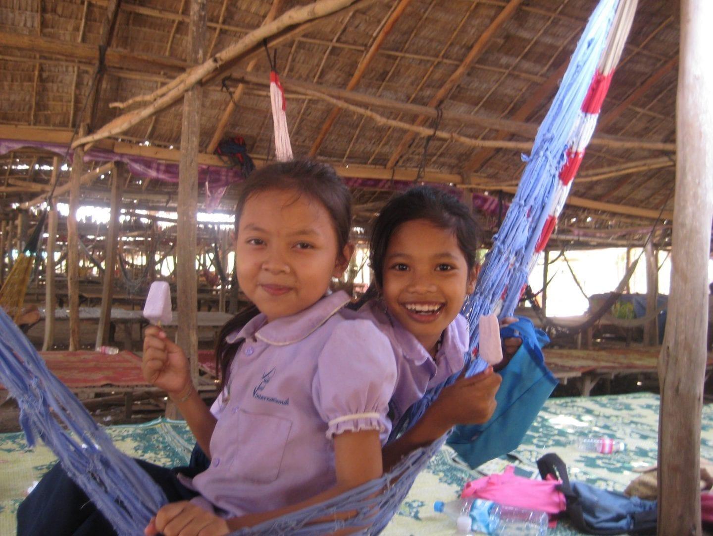 Two-happy-girls