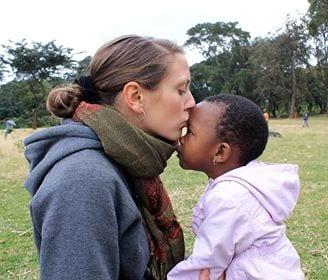 Laura - frivillig i Tanzania
