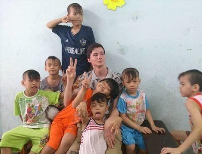Frivilligt arbejde i Vietnam